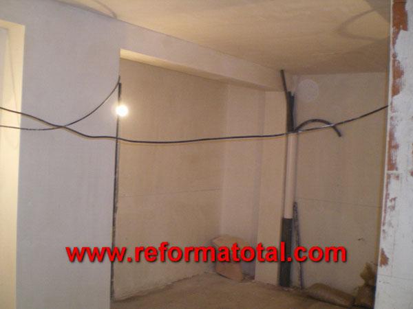 047 06 fotos reforma piso madrid fotos de reformas y for Reforma total de un piso