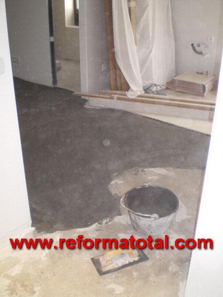 047 010 fotos pintura piso reforma total en madrid for Reforma total de un piso