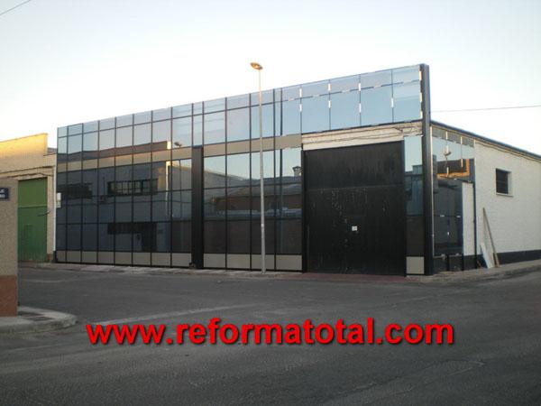 049 01 fotos cerramientos cristal reforma total en - Obras y reformas madrid ...