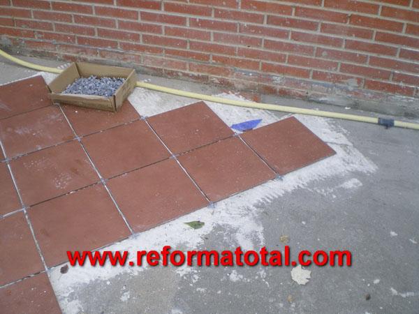 052 06 Fotos Pavimento Ceramico Reformas Integrales En