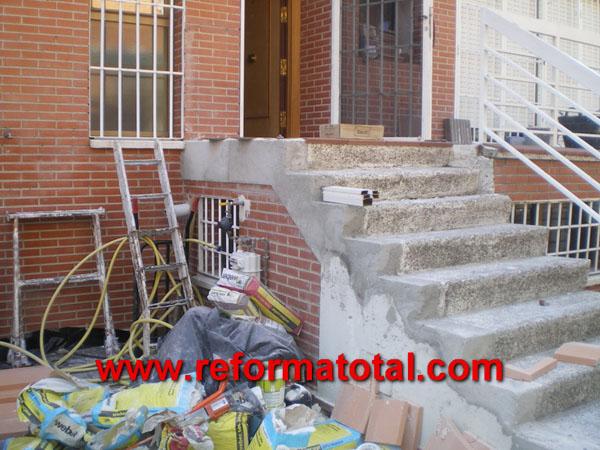 052 08 fotos pavimentos exteriores fotos de reformas y - Precios reformas integrales ...