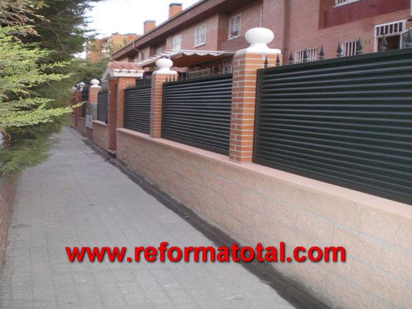 052 127 fotos de cerramientos vivienda im genes de - Cerramientos de patios exteriores ...