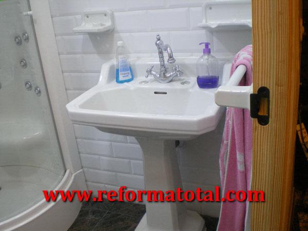 053-04-Imagenes Instalacion Sanitarios : Reformas Bau00f1os en Madrid