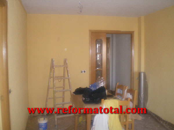 054 01 imagenes pintar piso fotos de reformas y for Pintar entrada piso