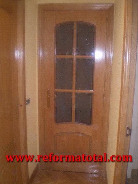 054 07 imagenes puertas interior carpinteria de madera empresa de carpinteria de madera - Puertas piso interior ...