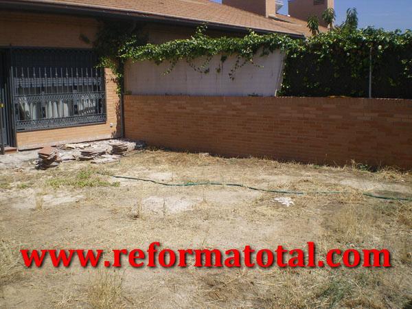 055 01 imagenes restaurar patio fotos de reformas y - Precio reforma casa ...