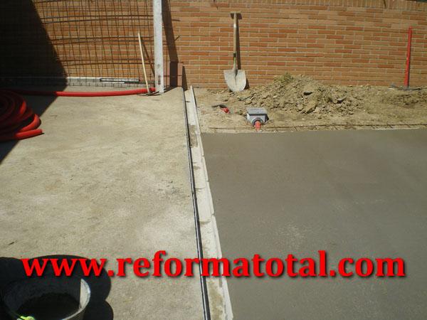 055 05 imagenes solados hormigon fotos de reformas y for Solados de hormigon