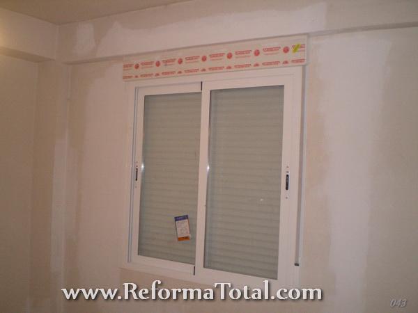 Ventanas de aluminio en madrid carpinteria de aluminio for Carpinteria de aluminio en madrid